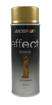 SPRAY EFFECTS  MOTIP 303003 BRONZE ΧΡΥΣΟ ΑΝΤΙΚΕ