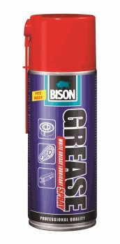 BISON WHITE GREASE SPRAY 400ml