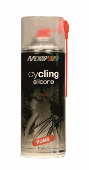 CYCLING  SILICONE MOTIP SPRAY 400 ml  000283