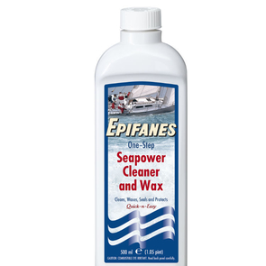 EPIFANES SEAPOWER CLEANER & WAX 1 LTR