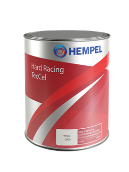 HARD RACING TECCEL BLACK 0.75 LTR 76890-19990