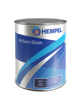 BRILLIANT ENAMEL LIGHT GREY 0,75 LTR 19500
